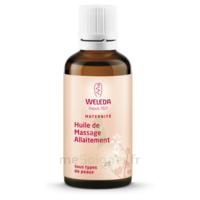 Weleda Huile De Massage Allaitement 50ml à OULLINS