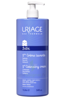 Uriage Bébé 1ère Crème - Crème Lavante 1l à OULLINS