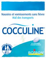 Boiron Cocculine Comprimés Orodispersibles B/40 à OULLINS