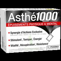 Asthe 1000 Poudre à Diluer épuisements Physique & Mental 10 Sachets à OULLINS